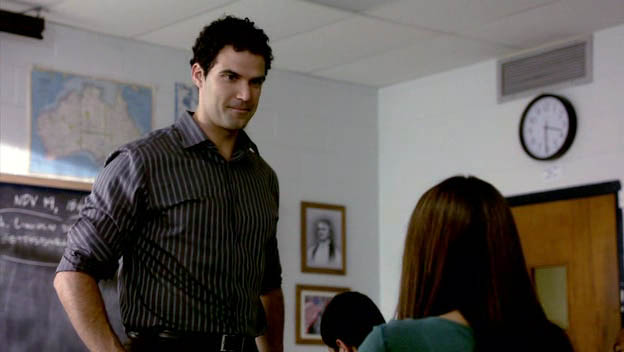 Дневники вампира 1 сезон 2 серия. Мистер Таннер на страже порядка